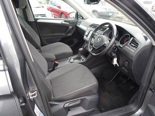 2017 Volkswagen Tiguan 5N MY17 110TDI DSG 4MOTION Comfortline Indium Grey 7 Speed Automatic Wagon
