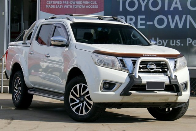 Pre-Owned Nissan Navara NP300 D23 ST-X (4x4) Guildford, 2015 Nissan Navara NP300 D23 ST-X (4x4) White 7 Speed Automatic Dual Cab Utility