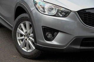 2013 Mazda CX-5 KE1021 MY13 Maxx SKYACTIV-Drive AWD Sport Aluminium 6 Speed Sports Automatic Wagon.