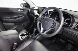 2020 Hyundai Tucson TL3 MY20 Highlander D-CT AWD White 7 Speed Sports Automatic Dual Clutch Wagon