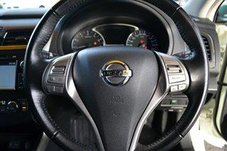 2016 Nissan Altima L33 ST-L X-tronic White 1 Speed Constant Variable Sedan