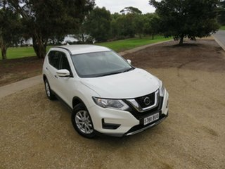 2018 Nissan X-Trail T32 Series II TS X-tronic 4WD White 7 Speed Constant Variable Wagon
