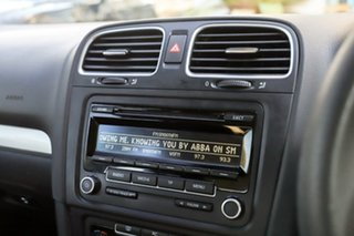 2012 Volkswagen Golf VI MY12.5 77TSI Silver, Chrome 6 Speed Manual Hatchback