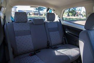 2004 Hyundai Getz TB MY04 GL Blue 4 Speed Automatic Hatchback