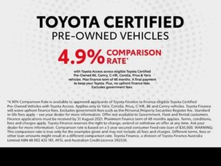 2019 Toyota Camry Camry Ascent 2.5L Petrol Automatic Sedan Steel Blonde Automatic Sedan.