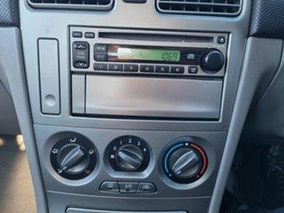 2004 Subaru Forester 79V MY04 X AWD White 5 Speed Manual Wagon