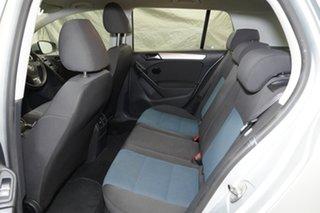 2012 Volkswagen Golf VI MY12.5 BlueMOTION Silver 5 Speed Manual Hatchback