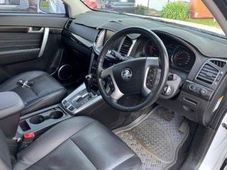 2014 Holden Captiva CG MY14 7 LTZ (AWD) White 6 Speed Automatic Wagon