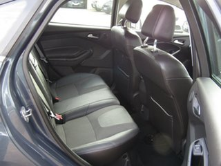 2011 Ford Focus LW Titanium PwrShift Active Grey 6 Speed Sports Automatic Dual Clutch Sedan