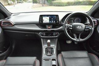 2019 Hyundai i30 PD.3 MY19 N Line D-CT Fluidic Metal 7 Speed Sports Automatic Dual Clutch Hatchback.