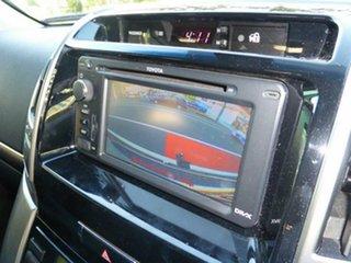 2013 Toyota Landcruiser VDJ200R MY12 VX (4x4) Light Blue 6 Speed Automatic Wagon