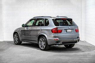 2012 BMW X5 E70 MY12.5 xDrive40d Steptronic Sport Grey 8 Speed Sports Automatic Wagon.