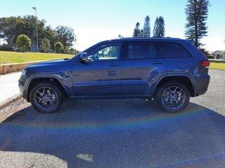 2021 Jeep Grand Cherokee WK MY21 80th Anniversary Slate Blue 8 Speed Sports Automatic Wagon.