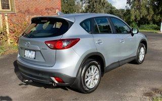 2015 Mazda CX-5 KE Series 2 Maxx Sport Silver Sports Automatic Wagon.