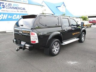 2009 Ford Ranger WILDTRACK Black 5 Speed Manual Double Cab.