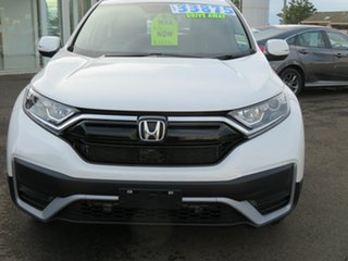 2021 Honda CR-V RW MY21 Vi FWD Platinum White 1 Speed Constant Variable Wagon.