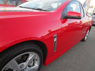 2016 Holden Ute VF II MY16 SS Ute Red 6 Speed Sports Automatic Utility