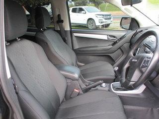 2018 Isuzu D-MAX TF MY18 LS-M Hi Ride Black 6 Speed Manual Dual Cab