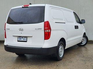2018 Hyundai iLOAD TQ4 MY19 White 5 Speed Automatic Van