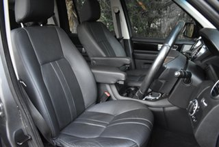 2010 Land Rover Discovery 4 Series 4 MY11 SDV6 CommandShift HSE Grey 6 Speed Sports Automatic Wagon