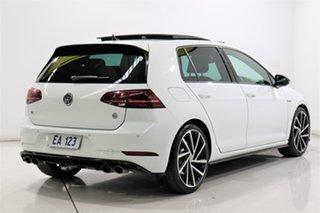 2018 Volkswagen Golf AU MY18 R Grid Edition White 6 Speed Manual Hatchback