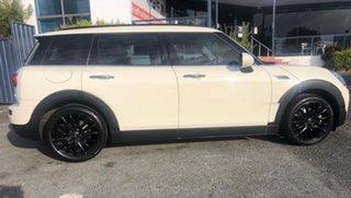 2016 Mini Clubman F54 Cooper Steptronic Cream 6 Speed Sports Automatic Wagon.