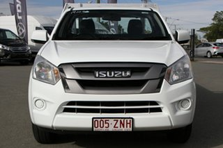 2019 Isuzu D-MAX MY19 SX 4x2 Splash White 6 Speed Manual Cab Chassis