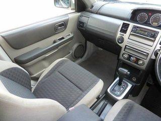 2004 Nissan X-Trail T30 ST (4x4) Silver 4 Speed Automatic Wagon.