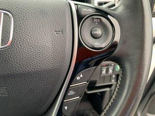 2015 Honda Odyssey RC MY15 VTi-L White 7 Speed Constant Variable Wagon