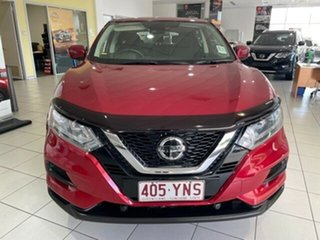 2018 Nissan Qashqai J11 Series 2 ST X-tronic Red 1 Speed Constant Variable Wagon.