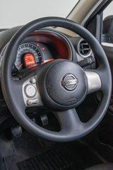 2014 Nissan Micra K13 MY13 ST-L Maroon 5 Speed Manual Hatchback