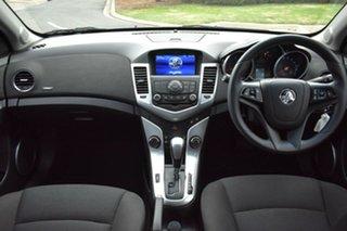 2013 Holden Cruze JH Series II MY13 Equipe Black 6 Speed Sports Automatic Sedan.