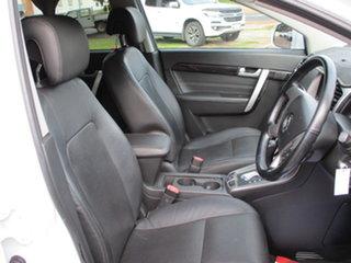 2013 Holden Captiva CG MY13 LX AWD White 6 Speed Automatic Wagon