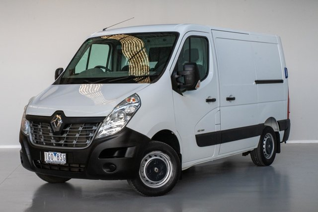 Used Renault Master X62 Low Roof SWB AMT Thomastown, 2015 Renault Master X62 Low Roof SWB AMT White 6 Speed Sports Automatic Single Clutch Van