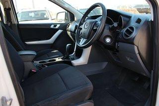 2013 Mazda BT-50 UP0YF1 XTR White 6 Speed Automatic Dual Cab Utility