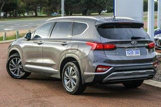 2019 Hyundai Santa Fe TM MY19 Elite Grey 8 Speed Sports Automatic Wagon.
