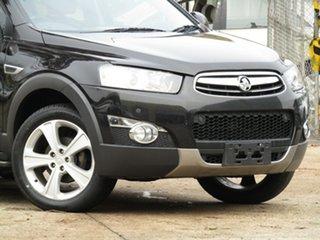 2013 Holden Captiva CG MY13 7 AWD LX Active Grey 6 Speed Sports Automatic Wagon.