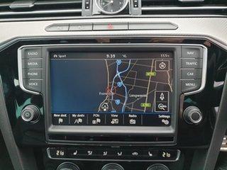 2017 Volkswagen Passat 3C (B8) MY17 206TSI DSG 4MOTION R-Line Black 6 Speed