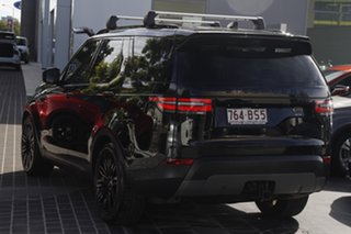 2017 Land Rover Discovery Series 5 L462 MY17 HSE Black 8 Speed Sports Automatic Wagon.