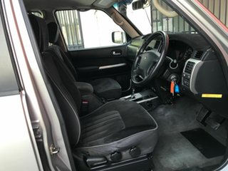 2006 Nissan Patrol GU IV MY05 ST-S Silver 4 Speed Automatic Wagon