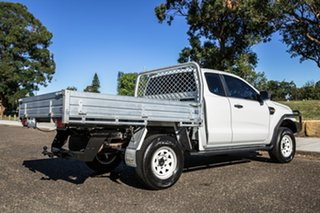 2015 Ford Ranger PX MkII XL Cool White 6 Speed Manual Cab Chassis