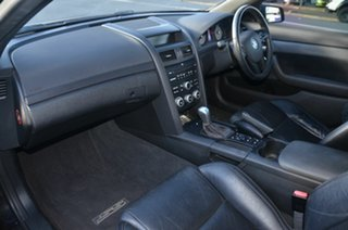 2007 Holden Commodore VE MY08 SS Black 6 Speed Manual Sedan