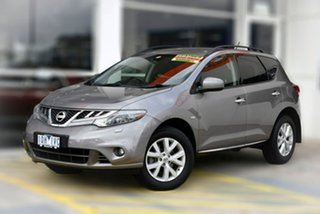 2012 Nissan Murano Z51 Series 3 ST Grey 6 Speed Constant Variable Wagon.