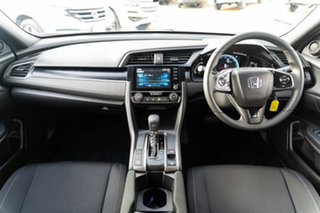 2020 Honda Civic 10th Gen MY20 VTi Modern Steel 1 Speed Constant Variable Hatchback