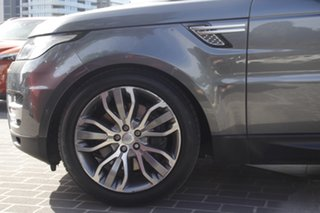 2015 Land Rover Range Rover Sport L494 15.5MY HSE Grey 8 Speed Sports Automatic Wagon