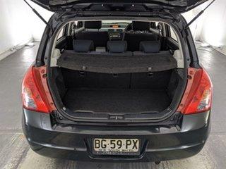 2010 Suzuki Swift RS415 Black 5 Speed Manual Hatchback