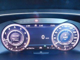 2017 Volkswagen Tiguan 5N MY18 132TSI DSG 4MOTION Comfortline Silver 7 Speed