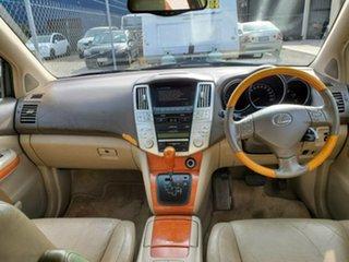 2005 Lexus RX MCU38R MY05 RX330 Sports Luxury Black 5 Speed Sports Automatic Wagon