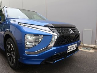 2021 Mitsubishi Eclipse Cross YB MY21 Exceed 2WD Blue 8 Speed Constant Variable Wagon