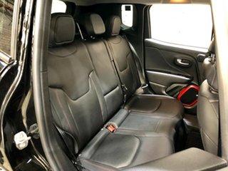 2016 Jeep Renegade BU MY16 Trailhawk AWD Black 9 Speed Sports Automatic Hatchback